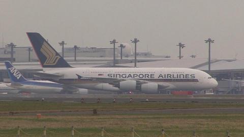 シンガポール航空 9V-SKB