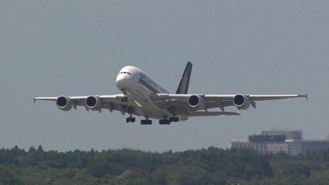 シンガポール航空 9V-SKE