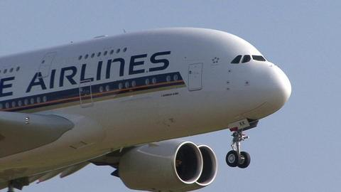 シンガポール航空 9V-SKK