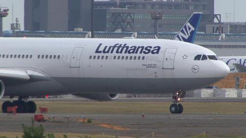 ルフトハンザ ドイツ航空 D-AIFF