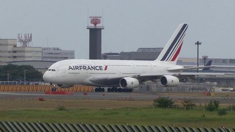 エールフランス航空 F-HPJB