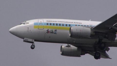 北海道国際航空 JA300K@東京国際空港