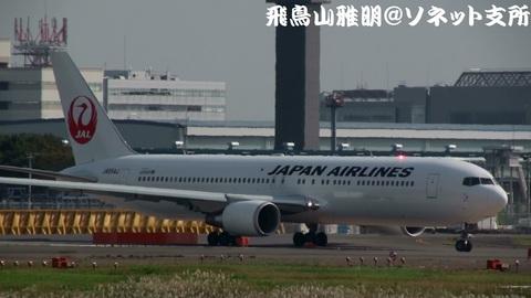 JA654J@成田国際空港 (右舷側)