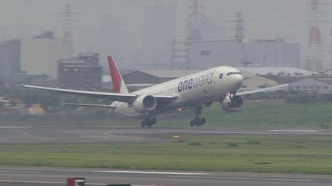 日本航空 JA752J