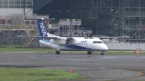 全日本空輸 - エアーニッポンネットワーク JA805K