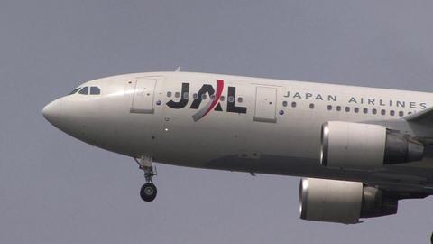 日本航空 JA8375