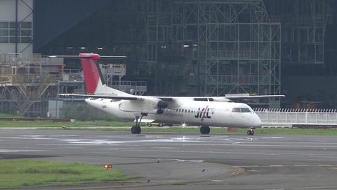 日本航空 - 日本エアコミューター(JJ塗装) JA841C
