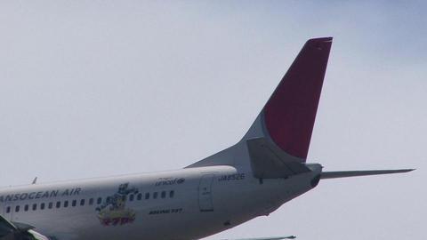 JA8526@東京国際空港 機体後部