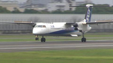 全日本空輸 - エアーニッポンネットワーク - エアーセントラル JA855A