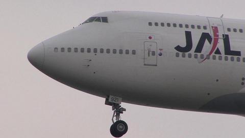 日本航空 JA8921@東京国際空港