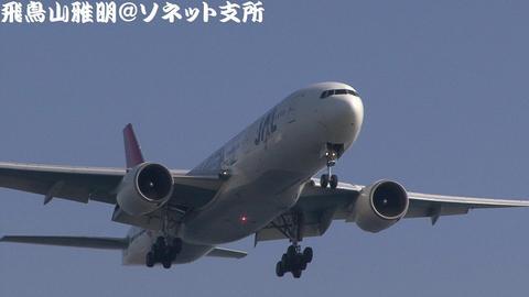日本航空 JA8981 わくわくアロハジェット
