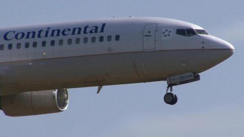 コンチネンタル航空 N14235