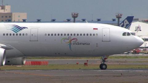 ガルーダ・インドネシア航空 PK-GPG
