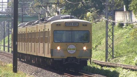 223F@新小金井付近 (武蔵境行き)
