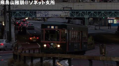 都電7511号車・動画からのキャプチャ①