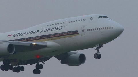 シンガポール航空 9V-SPA