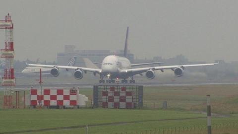 D-AIMA@成田国際空港 34Lからの離陸