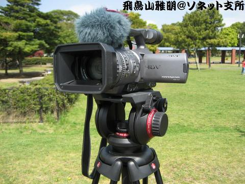 カメラ本体、ヘッドの部分を『どアップ』で…