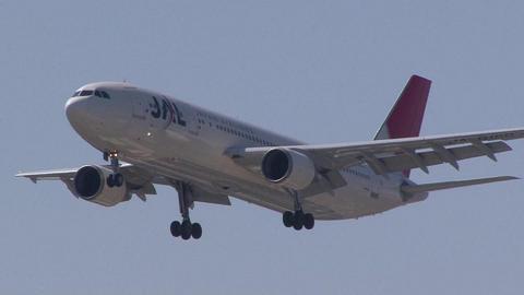 日本航空 JA016D