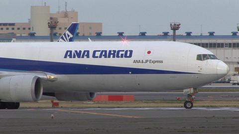 全日本空輸 (ANAカーゴ) JA602F