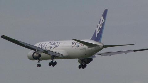 JA8362@東京国際空港 機体後部