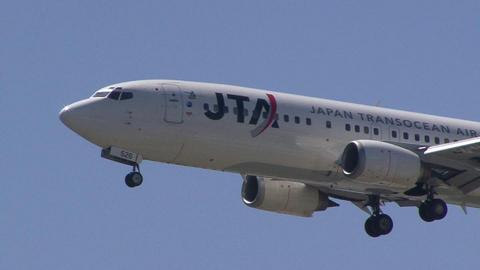 JA8526@東京国際空港 機体前部