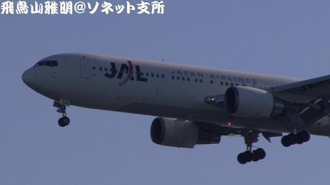 日本航空 JA8988@東京国際空港
