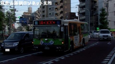 都営バス N-L791 北営業所所属車